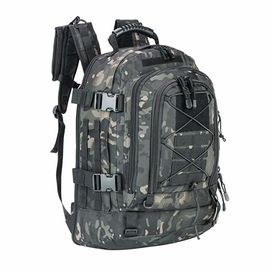 China Expandable Military Travel Backpack , Large Military 3 Day Assault Pack For Camping factory