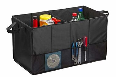China Premium Car Trunk Storage Containers , Suv Cargo Area Organizer Customized Size factory