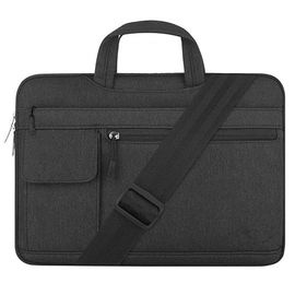 China Stylish 13-13.3 Inch Laptop Case , Polyester Protective Laptop Bag For Women factory