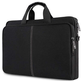China Trendy 17.3 Inch Laptop Carrying Case For Office Business Travel Trip Black factory