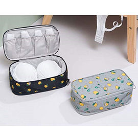 China Small Packing Organizer Underwear Storage Bag Polyester / Nylon Material factory