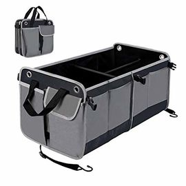 26 Inch Car Trunk Organizer Bag For SUV Truck With Bottom Strips To Prevent Sliding