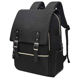 China High End Ladies School Bag , Stylish Waterproof Computer Backpack Daily Use factory