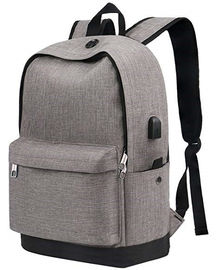 Outdoor Travel Rucksack Backpack School Bag For Middle Schoolers Polyester Material