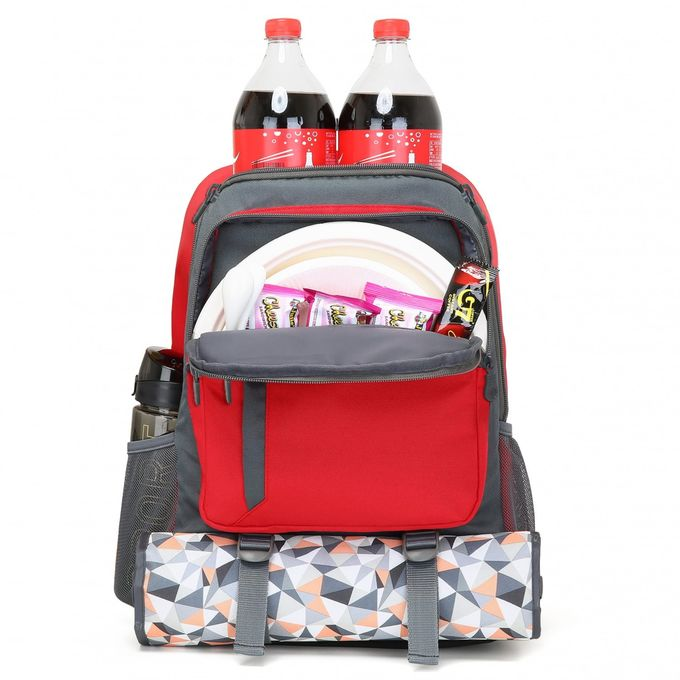 28L Lunch Food Cooler Backpack / Picnic Cooler Rucksack Customized Size / Color