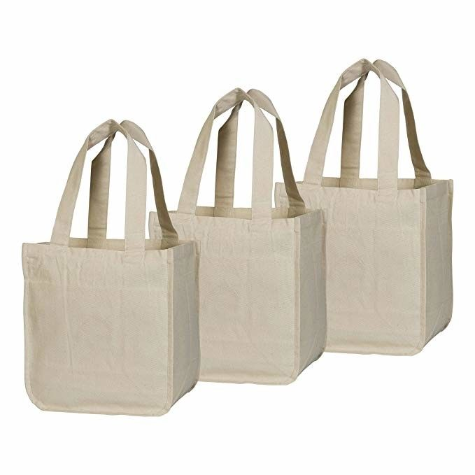 Durable Stylish Sturdy Recycle Shopping Bags Large Capacity Silk Printed Logo